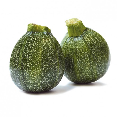 Courgettes - Round
